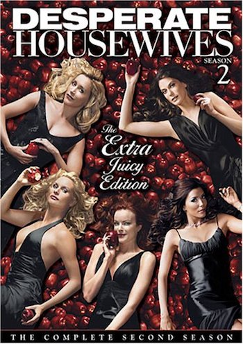 Jaquette Desperate Housewives - Saison 2