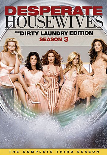 Jaquette Desperate Housewives - Saison 3