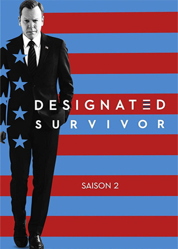 Jaquette Designated Survivor - Saison 2