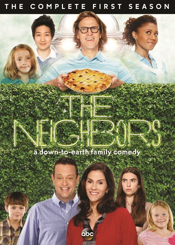 Jaquette The Neighbors - Saison 1
