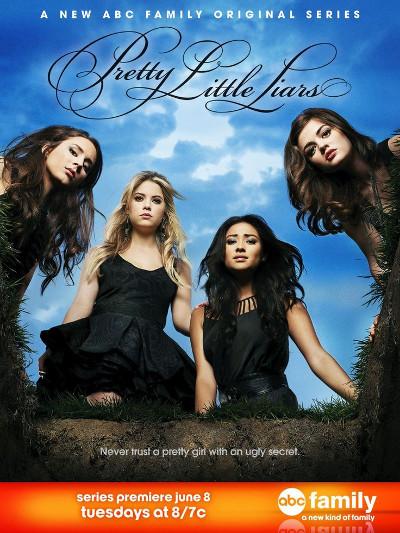 Pretty Little Liars - Saison 1 - Série ABC Family