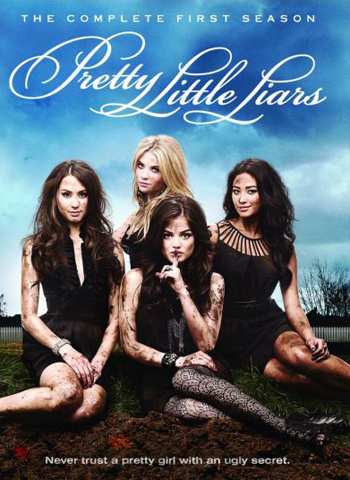 Jaquette Pretty Little Liars - Saison 1
