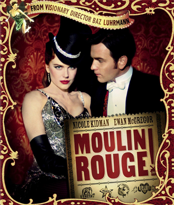 Jaquette Moulin Rouge !