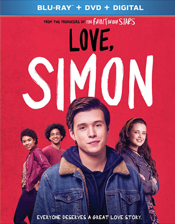 Jaquette Love, Simon