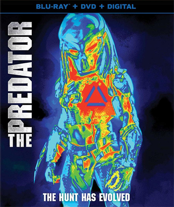 Jaquette The Predator