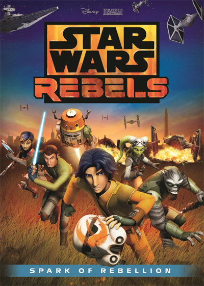 Star Wars : Rebels - Prémices d'une Rébellion