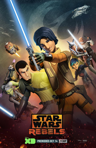 Star Wars : Rebels - Saison 2