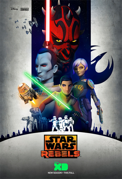 Star Wars : Rebels - Saison 3