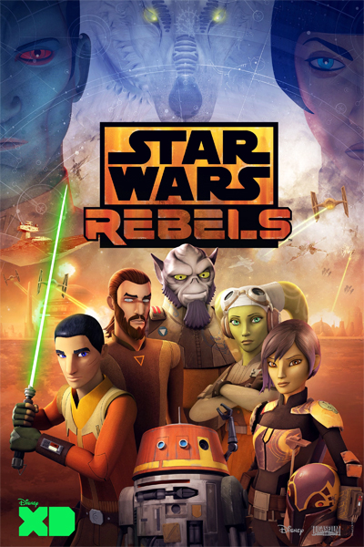 Star Wars : Rebels - Saison 4