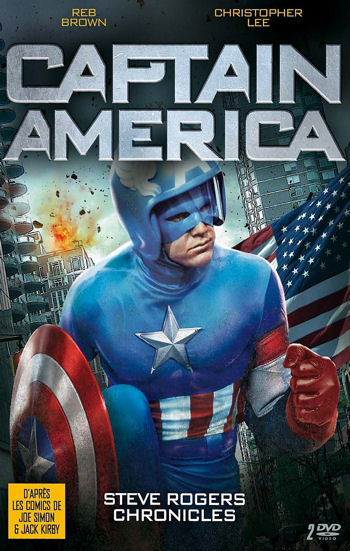 Jaquette Captain America II : Death Too Soon