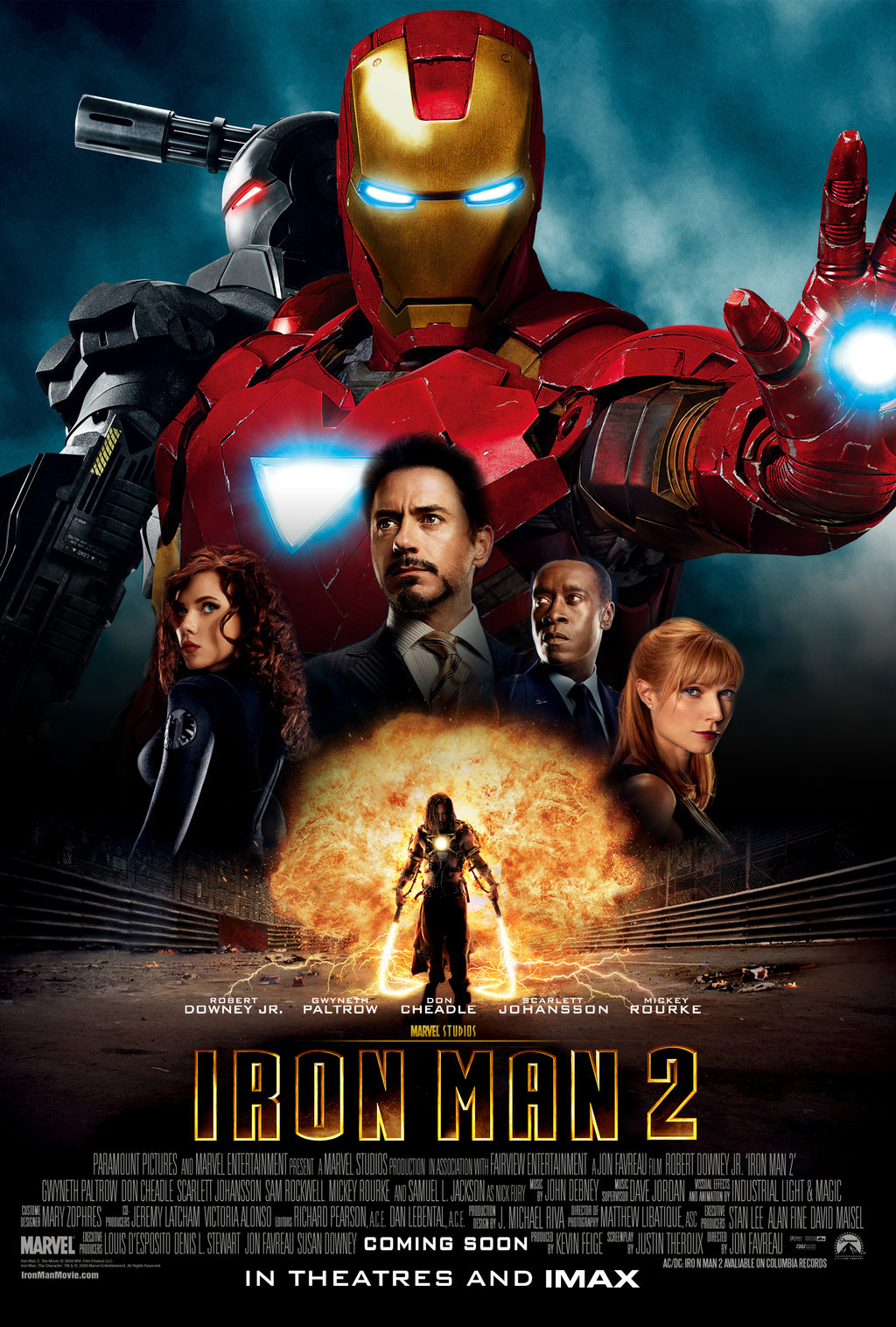 Iron Man 2 - Critique du Film Marvel - Chronique Disney