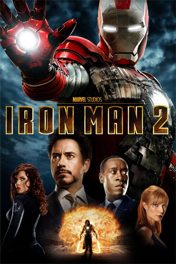 Jaquette Iron Man 2
