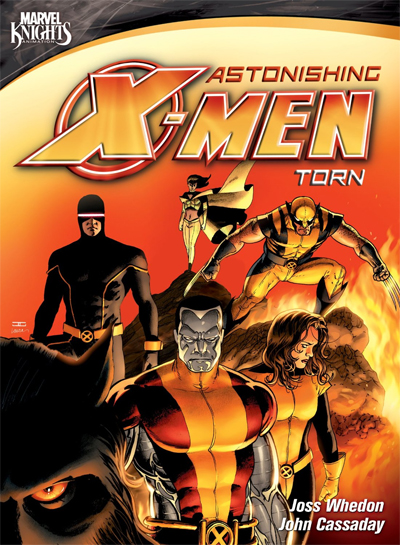 Astonishing X-Men : Torn