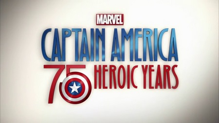 Captain America : 75 Heroic Years