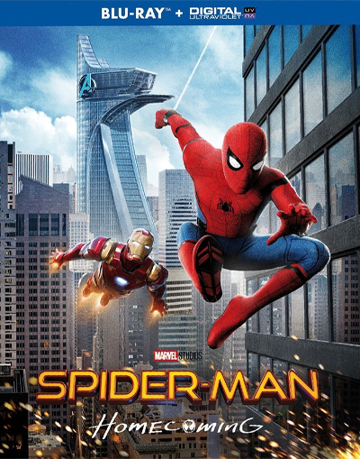 Jaquette Spider-Man : Homecoming