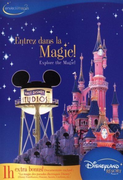 disneyland paris un s jour inoubliable dvd infomercial. Black Bedroom Furniture Sets. Home Design Ideas