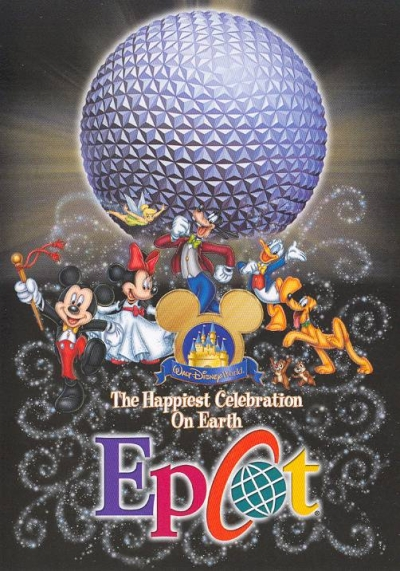 Walt Disney World - E.P.C.O.T.