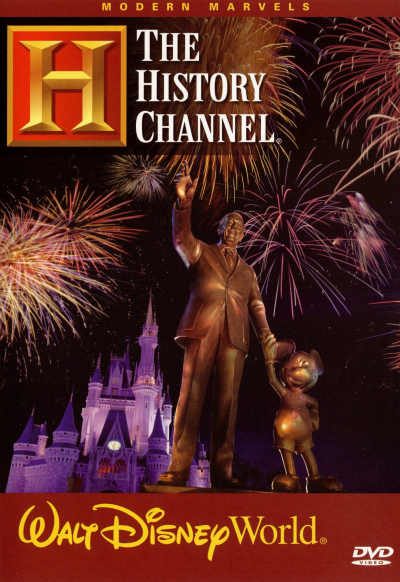 Jaquette Walt Disney World - The History Channel