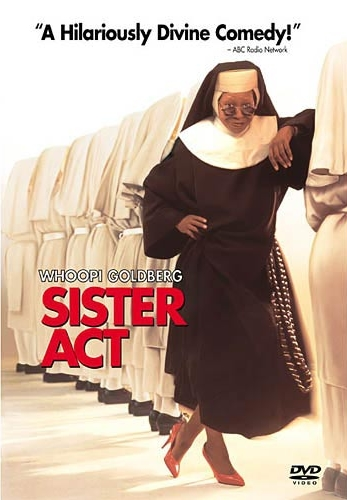 Jaquette Sister Act