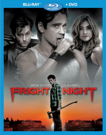 Jaquette Fright Night