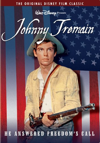 Jaquette Johnny Tremain