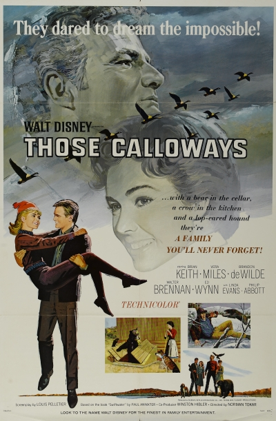 Calloway, le Trappeur