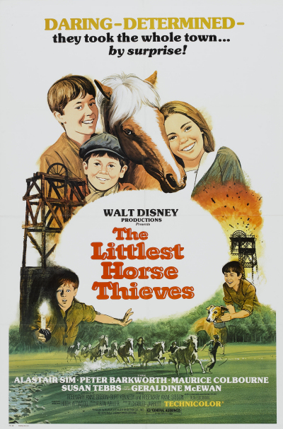 The Littlest Horse Thieves (Escape from the Dark)