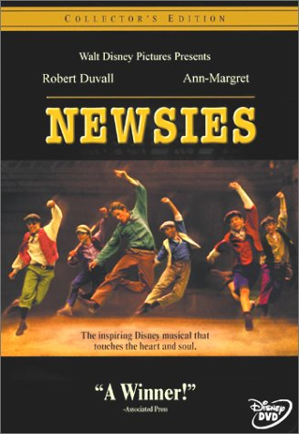 Jaquette Newsies - The News Boys