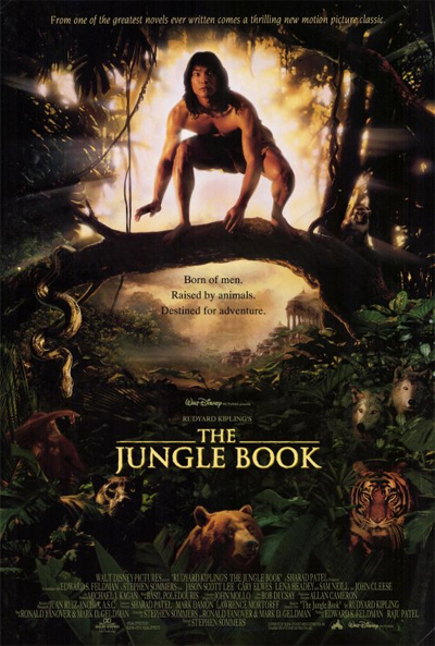 [Disney] Le Livre de la Jungle (2016) 1994-jungle-1