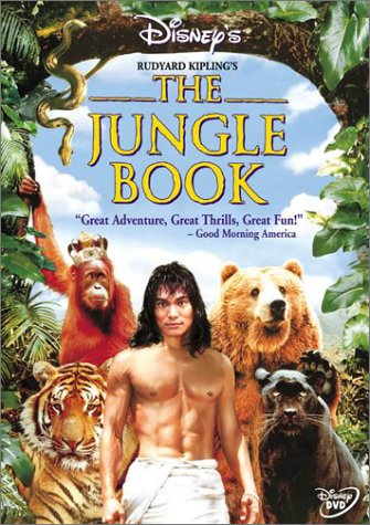 Jaquette Le Livre de la Jungle - Le Film