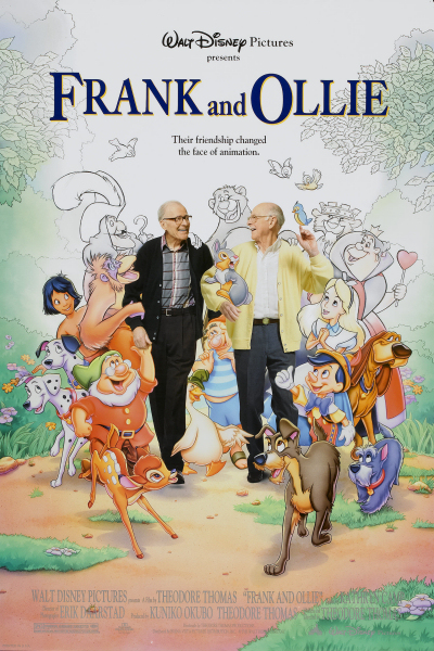 Frank et Ollie - Chronique Disney - Critique du Film