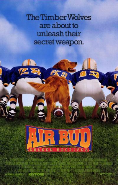 """[Disney] La Saga """"Air Bud"""" (2 films + 12 suites vidéos de 1997 à 2012) 1998-airbud2-1"""