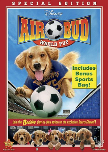 Jaquette Air Bud : L'As du Football