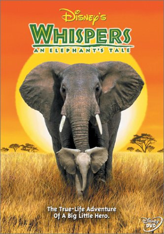 Jaquette Whispers : An Elephant's Tale