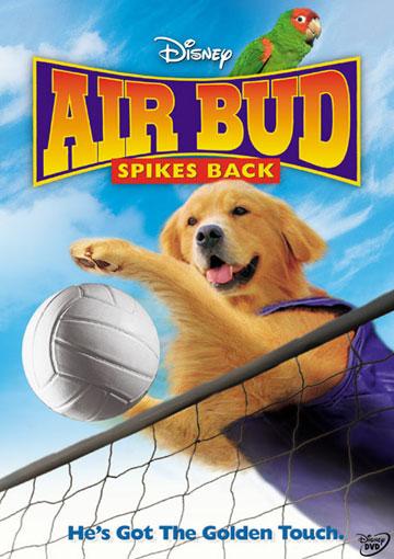 """[Disney] La Saga """"Air Bud"""" (2 films + 12 suites vidéos de 1997 à 2012) - Page 2 2003-airbud5-1"""