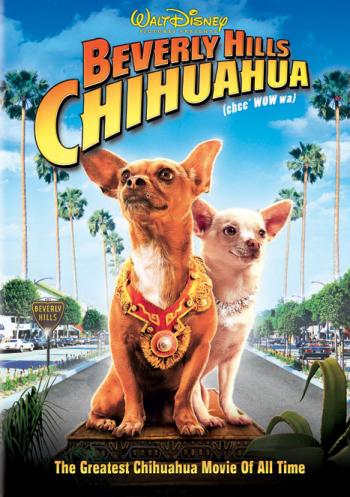 Le Chihuahua de Beverly Hills - Chronique Disney - Critique du Film