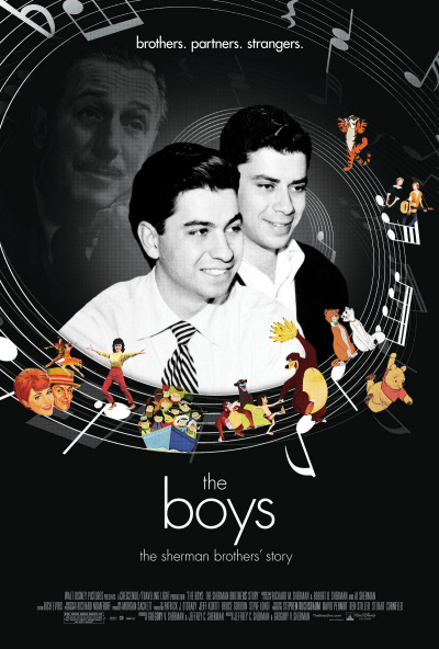 the boys : the sherman brothers' story