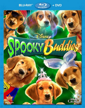 Les Copains fêtent Halloween : La Légende du chien maudit