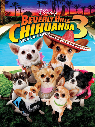 Le Chihuahua de Beverly Hills 3