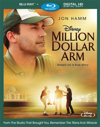 Jaquette Million Dollar Arm