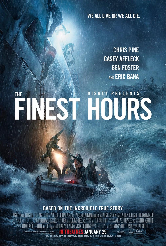 The Finest Hours - Chronique Disney - Critique du Film