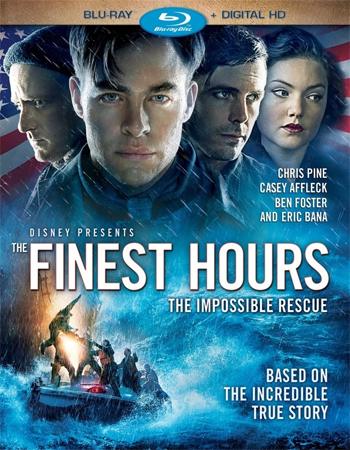Jaquette The Finest Hours