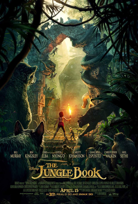 Le Livre de la Jungle (2016) - Chronique Disney - Critique