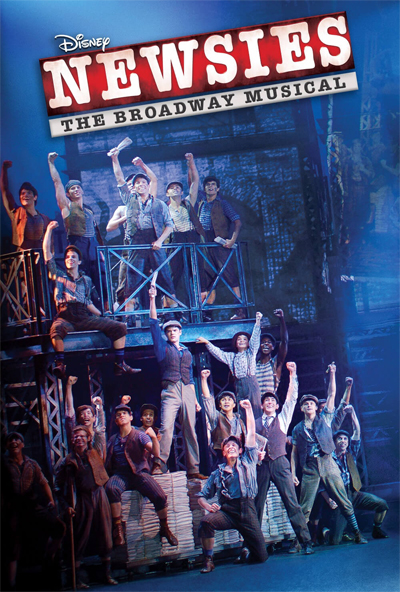 Newsies : The Broadway Musical