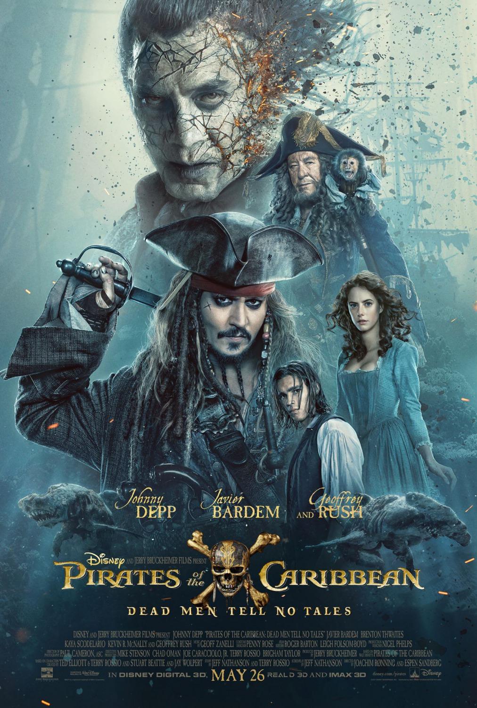 Filme Hades within pirates des caraïbes : la vengeance de salazar - critique - disney