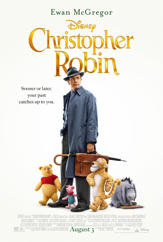 Jean-Christophe & Winnie - Critique du Film Disney
