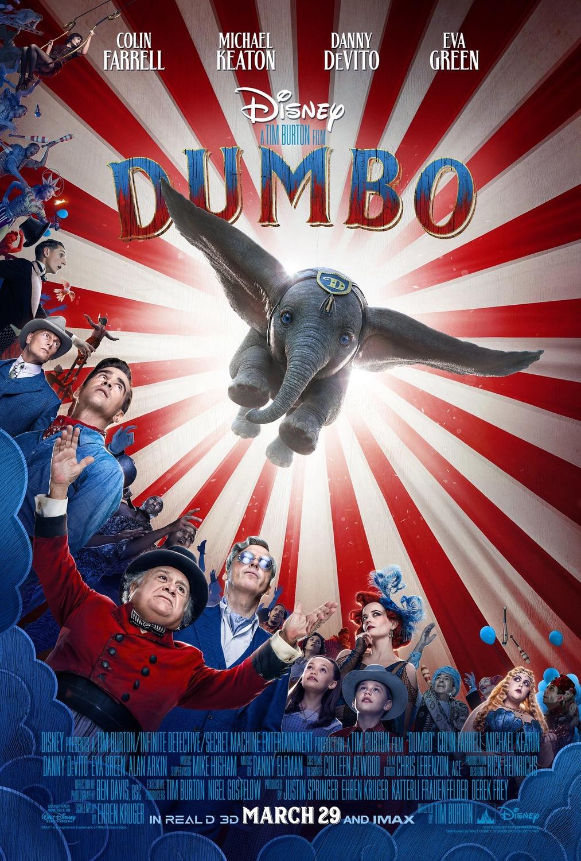 Dumbo 2019 Critique Du Film Disney Par Tim Burton