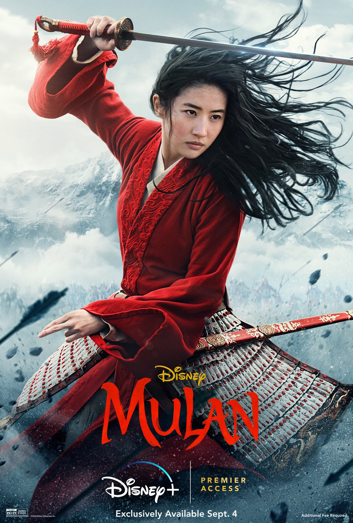 Mulan 2021 Disney Plus