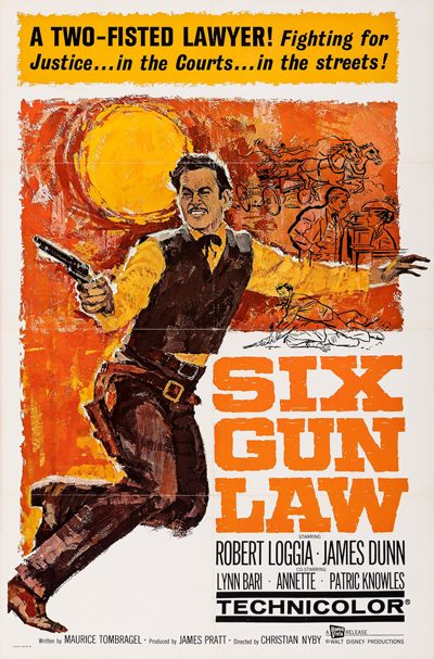 Six Gun Law (Elfego Baca)