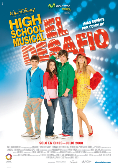 High School Musical - Autour du Monde : Argentine